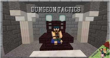 Dungeon Tactics Mod 1.12.2/1.11.2/1.10.2 For Minecraft