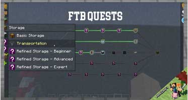 FTB Quests Mod 1.16.5/1.15.2/1.12.2 For Minecraft
