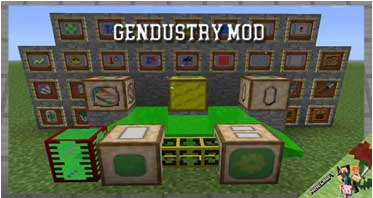 Gendustry Mod 1.12.2/1.10.2/1.7.10 For Minecraft