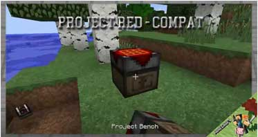 Project Red – Compat Mod 1.12.2/1.7.10 For Minecraft
