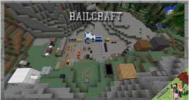 Railcraft Mod 1.12.2/1.10.2/1.7.10 For Minecraft