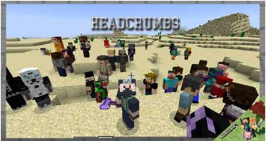 Headcrumbs Mod 1.12.2/1.10.2/1.7.10 For Minecraft
