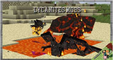 Lycanites Mobs Mod 1.15.2/1.12.2/1.7.10 For Minecraft
