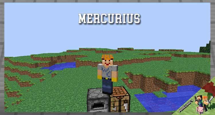 Mercurius Mod 1.12.2/1.10.2/1.7.10 For Minecraft