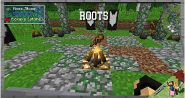 Roots Mod 1.12.2/1.11.2/1.10.2 For Minecraft