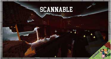 Scannable Mod 1.16.5/1.12.2/1.10.2 For Minecraft