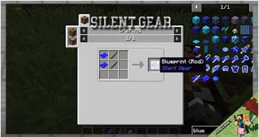 Silent Gear Mod 1.16.5/1.15.2/1.12.2 For Minecraft