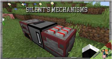 Silent's Mechanisms Mod 1.16.5/1.15.2/1.14.4 For Minecraft