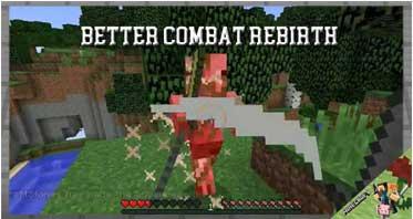 Better Combat Rebirth Mod 1.12.2 For Minecraft