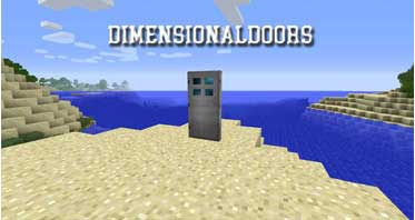 DimensionalDoors Mod 1.12.2 For Minecraft