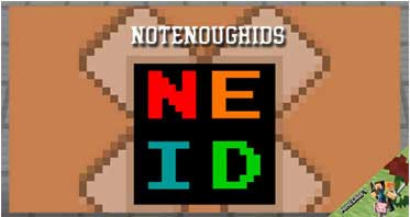 NotEnoughIDs Mod 1.12.2/1.10.2/1.7.10 For Minecraft