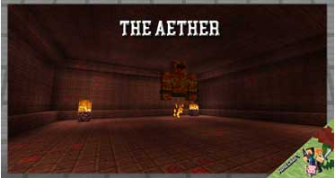 The Aether Mod 1.12.2/1.7.10 For Minecraft