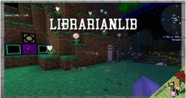 LibrarianLib Mod 1.12.2/1.11.2/1.10.2 For Minecraft