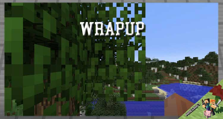 WrapUp Mod 1.12.2/1.11.2/1.10.2 For Minecraft
