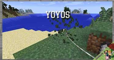 Yoyos Mod 1.14.4/1.12.2/1.10.2 For Minecraft