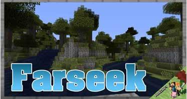 Farseek Mod 1.12.2/1.10.2/1.7.10 For Minecraft